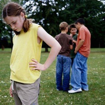 Qué niños son más propensos a sufrir acoso escolar
