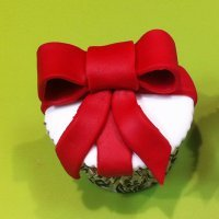 Cómo decorar un cupcake de regalo