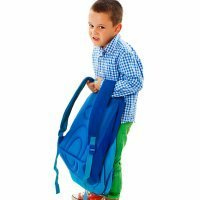 Buenas posturas para la espalda de los niños
