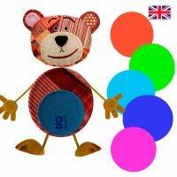 Aprende los colores en inglés con Traposo