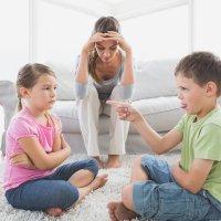 10 causas de agobio para los padres