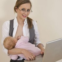 Continuar con la lactancia materna al volver al trabajo