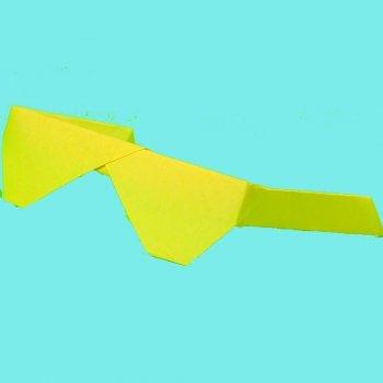 Gafas de origami