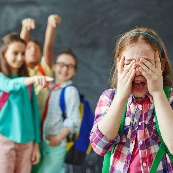 A qué edad sufren bullying los niños