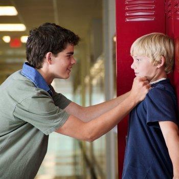Características del niño acosador