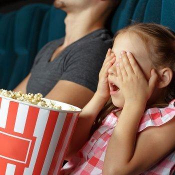 A partir de qué edad pueden ver películas de miedo los niños