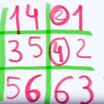 Truco de la tabla de multiplicar del siete. Matemáticas para niños