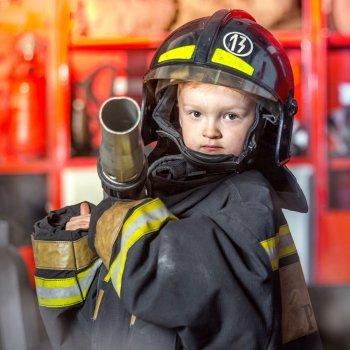 Herramientas de los bomberos. Vídeos de profesiones para niños