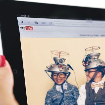 Qué hacer si nuestro hijo quiere ser youtuber