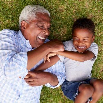 10 beneficios de los nietos a los abuelos