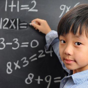 Truco para enseñar la tabla de multiplicar del 12 a los niños