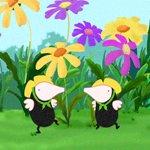 Dibujos animados: Las Hermanas Topo