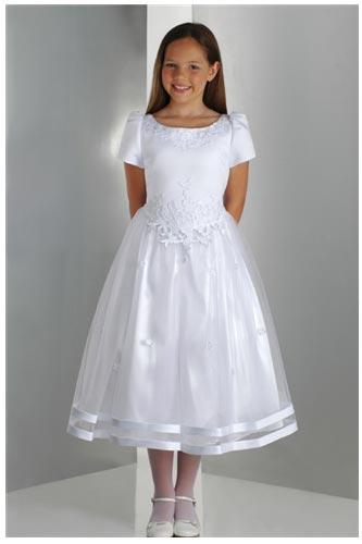Vestidos Para La Primera Comunión Niñas