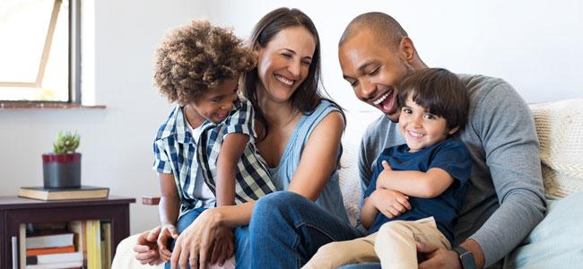 Chiste de mamá y papá para niños