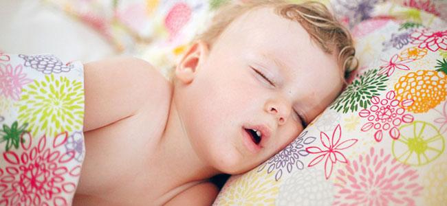 Por qué tus hijos roncan