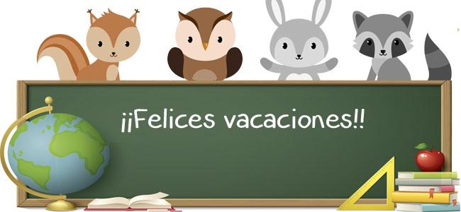 Comienzan Las Vacaciones Fábula Infantil Sobre El Fin De Curso