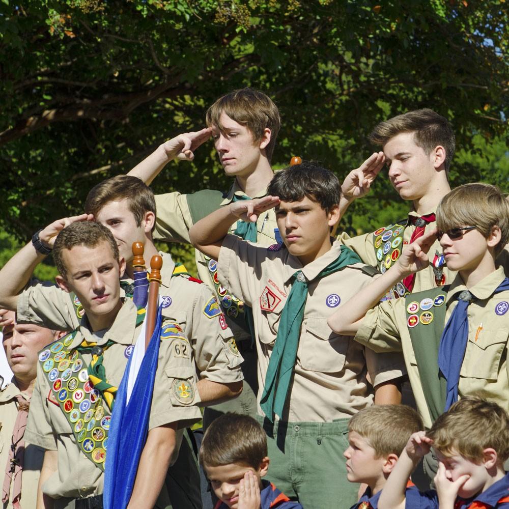 Los \'Boys Scouts\' incorporan el valor de la igualdad entre chicos y ...