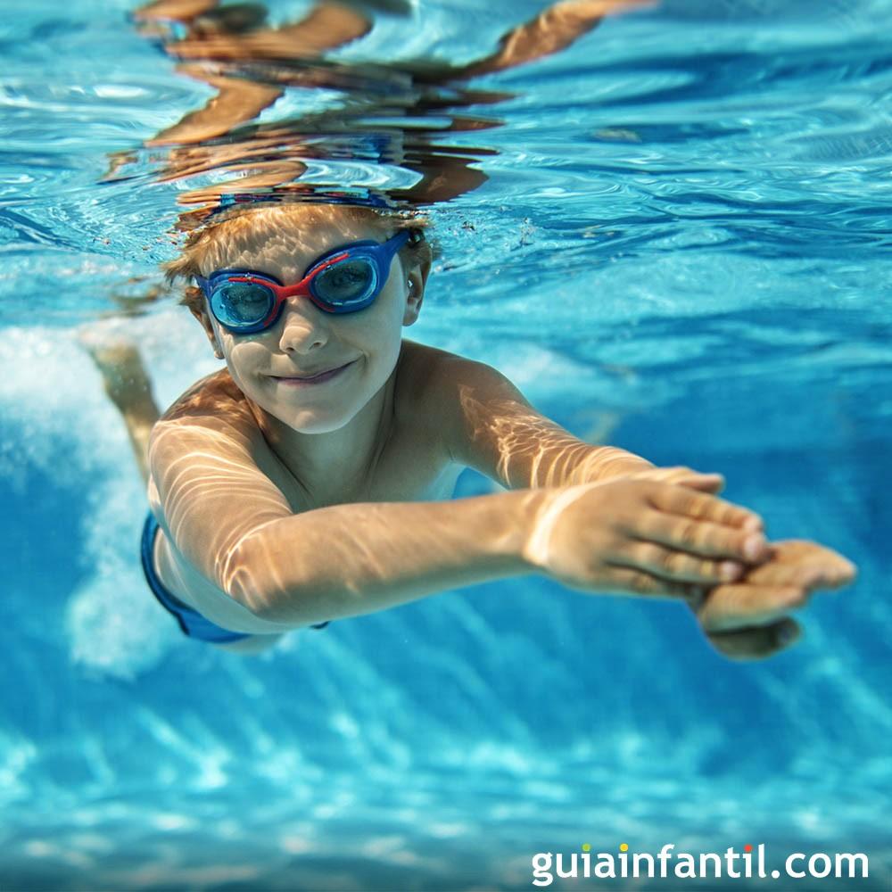 11 Juegos Para La Piscina Muy Populares Entre Los Niños