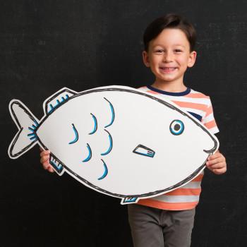 Pescados prohibidos en niños por mercurio en altas dosis