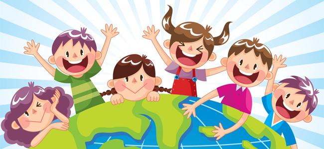 celebrar el día internacional del niño