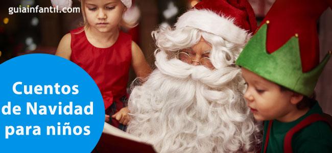 Cuentos de Navidad para los niños.