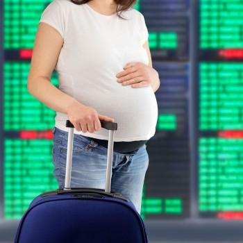 Los viajes durante el embarazo
