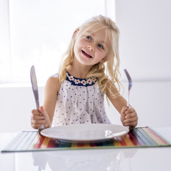 Alimentación para niños con enfermedad del Crohn