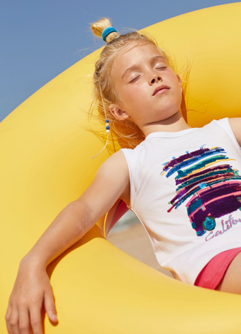 Moda de verano para niñas