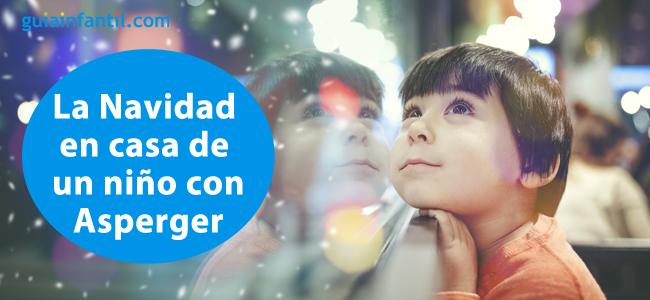 navidad con un niño con síndrome de asperger