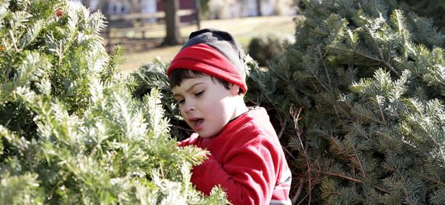 celebrar la navidad con niño con asperger
