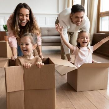 Cómo trabajar la alegría de los niños en casa