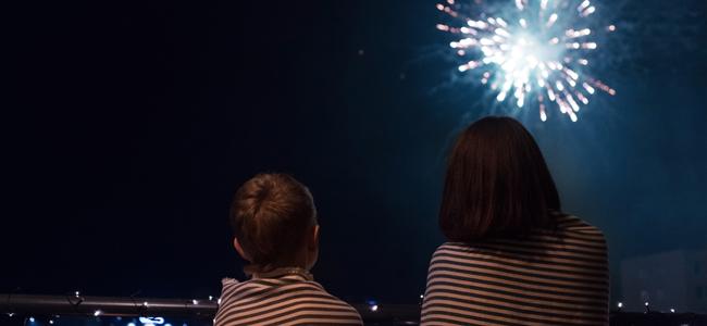 planes de los padres para el nuevo año