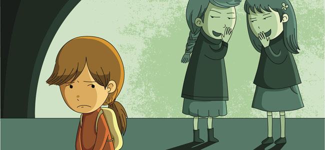 Cuento infantil para concienciar sobre el acoso infantil