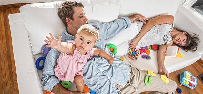 12 prácticas necesarias para madres y pares estresados