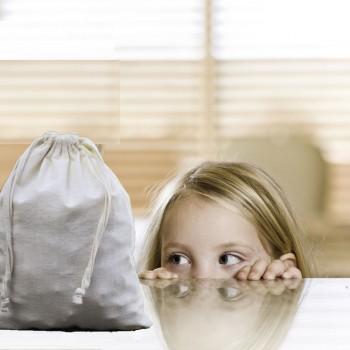 La bolsa misteriosa: un juego para mejorar la concentración infantil