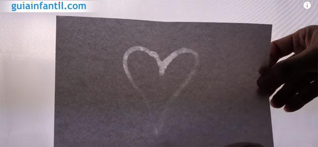 Cómo crear tinta invisible