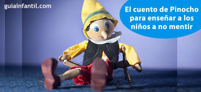 Pinocho Cuentos Para Niños