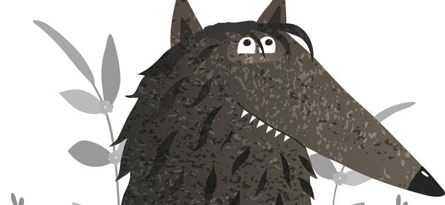 Lobo negro, poema sobre el miedo
