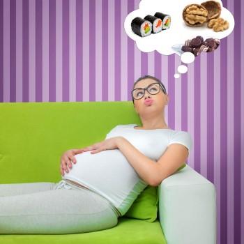 Relación entre la dieta en el embarazo y las alergias del bebé