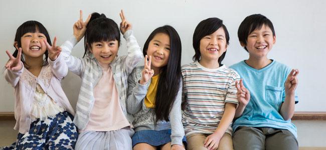 Educación asiática