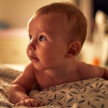 Las crisis del sueño en bebés entre los 4 y los 7 meses