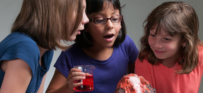 Los porqués de los niños sobre los volcanes