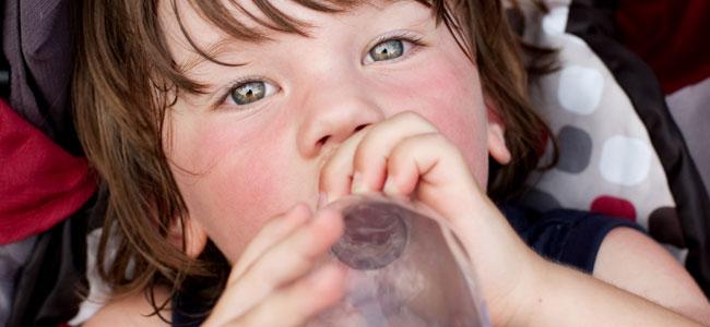 problemas de salud en niños en verano