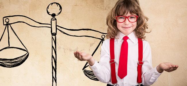 Educar a los niños en la igualdad de género