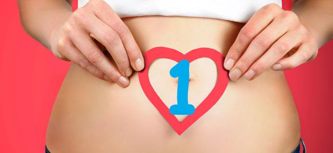 Molestias del primer mes de embarazo