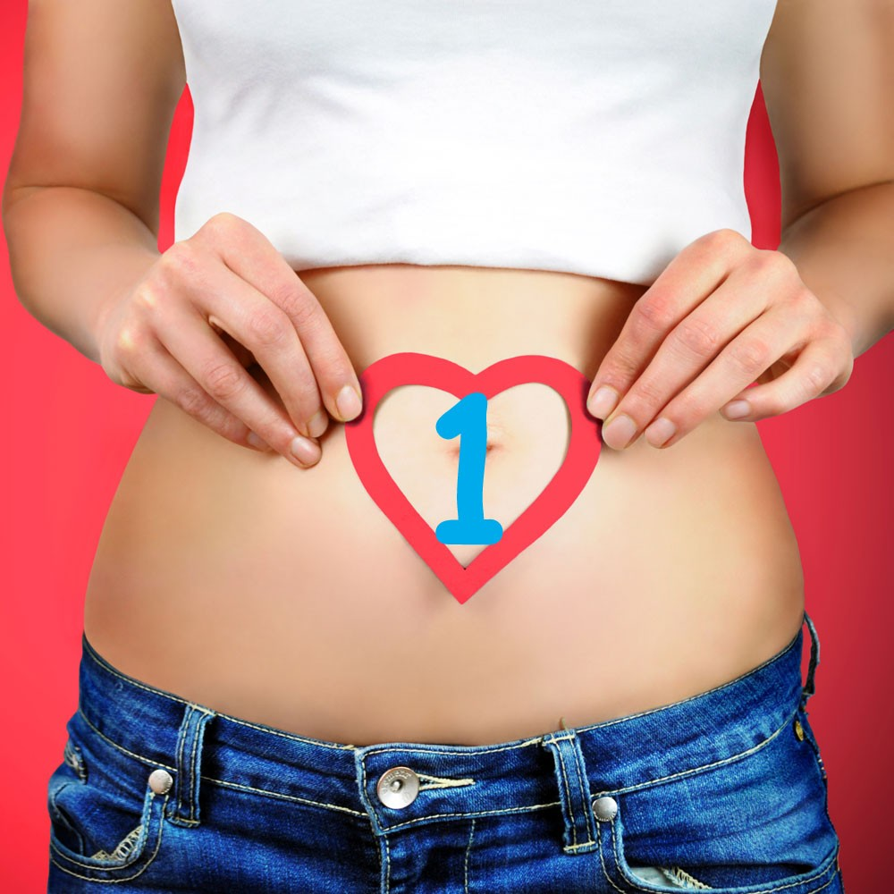 9b53689af Las molestias del embarazo en el primer mes de gestación