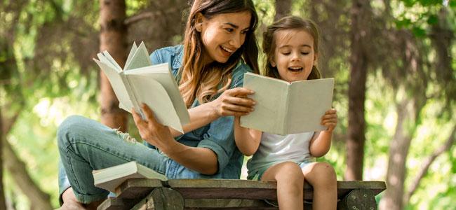 repasar la lectura en vacaciones