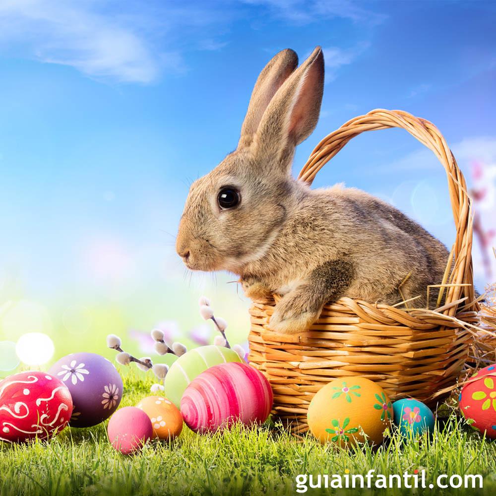 La leyenda del conejo de Pascua