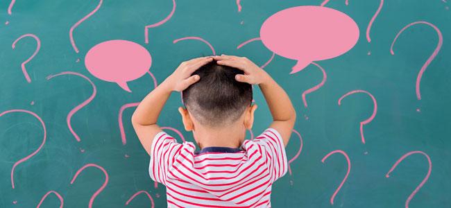 Niños con retraso en el lenguaje o habla