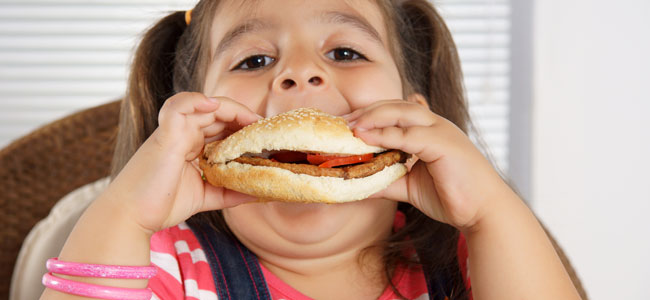 primeros síntomas de obesidad infantil